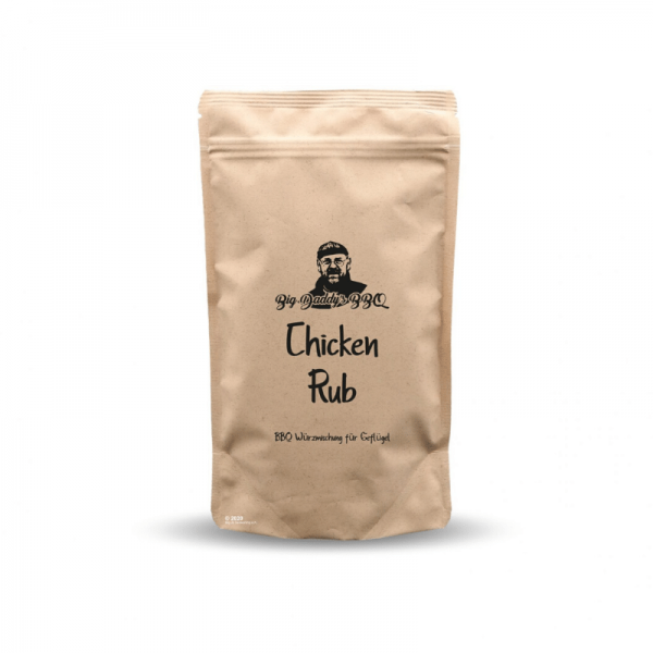 Big Daddys BBQ - Chicken Rub - 300g Beutel - Trockenrub