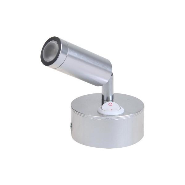 LED Spot Mini 12V LED - 1,6W - LED 120lm - 3000K - warmweiß - Ein/Ausschalter