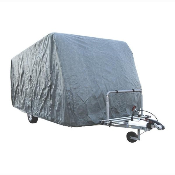 Wohnwagen Schutzhülle 6,40-7,01m 235cm