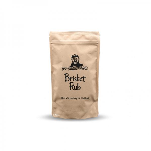 Big Daddys BBQ - Brisket Rub - 100g Beutel - Trockenrub