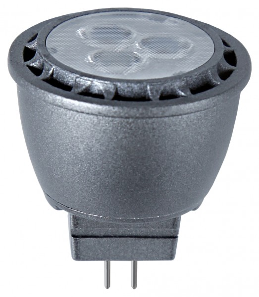 LED SPOTLIGHT MR11 - GU4 - 30° - 12V - 3,1W - warmweiss 2700K - 200lm - dimmbar