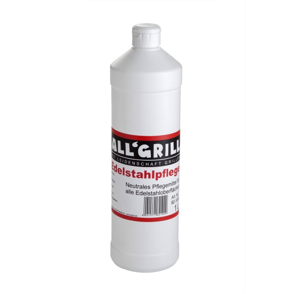 ALL'GRILL Edelstahlpflege 1000ml PE-Flasche