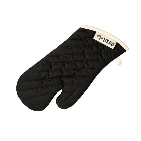 NERO Grillhandschuh - nachhaltige Fertigung aus BIO Baumwolle - Handgefertigt in Deutschland