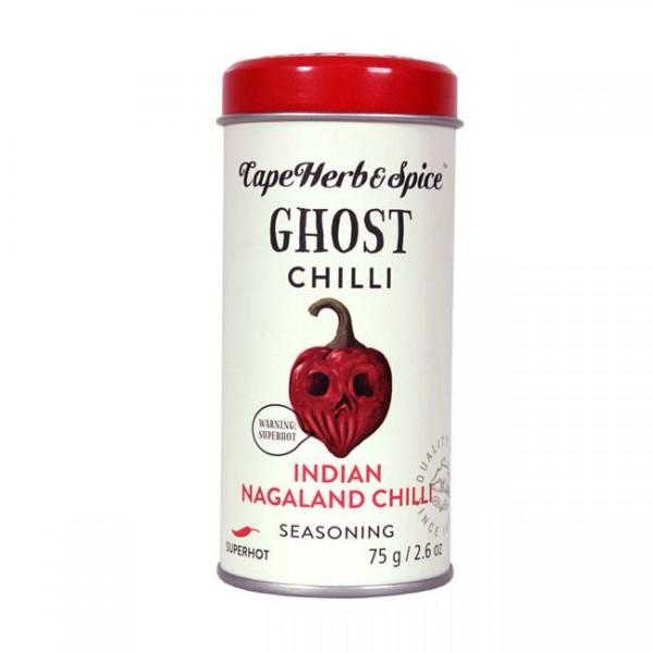 Cape Herb & Spice Rub Ghost Chilli 75g sehr scharf im Geschmack