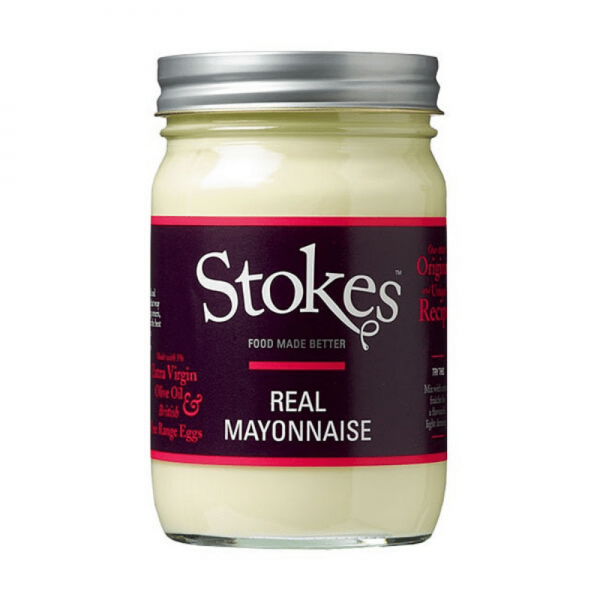 Stokes Real Mayonnaise 356ml cremige Mayonnaise