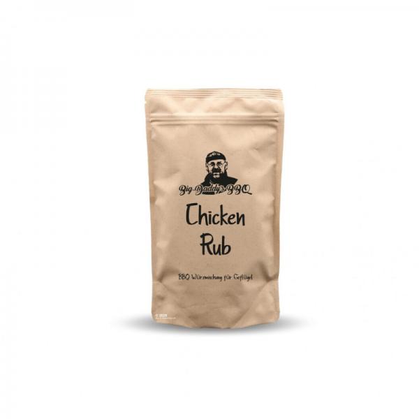 Big Daddys BBQ - Chicken Rub - 100g Beutel - Trockenrub
