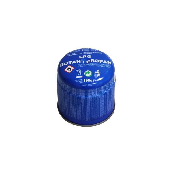 Gaskartusche Butan/Propan - 190g - Universal Gas - Stechkartusche