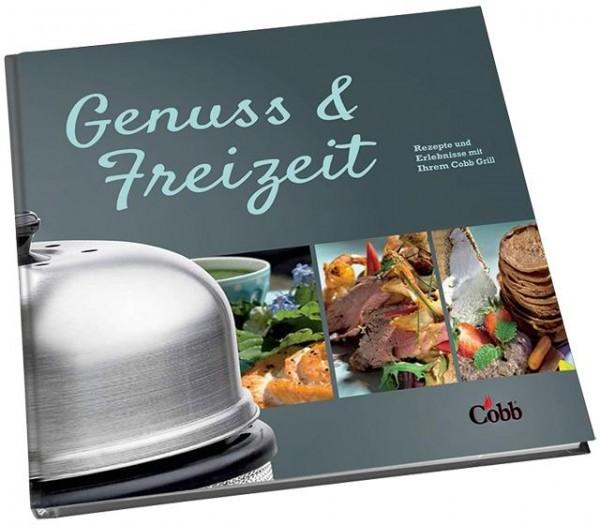 """Kochbuch """"Genuss & Freizeit"""" für den COBB Grill"""