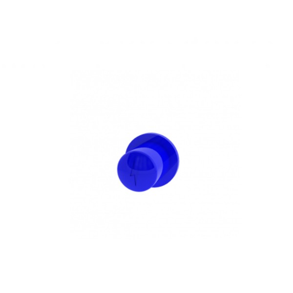 CADAC Ersatzteil - SAFARI CHEF 2 (30) Piezo Knopf blau - 6540-SP001