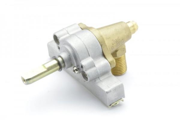 CADAC Ersatzteil - CARRI CHEF (08) - Gashahn mit Piezo 50mbar - SP0011-50