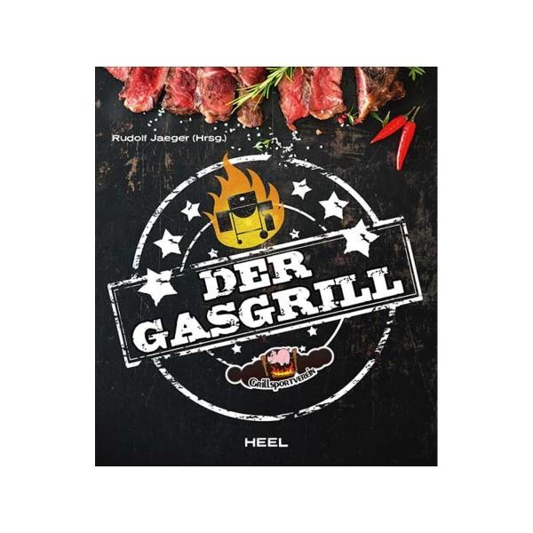 Der Gasgrill - Buch - Rudolf Jäger - Heel Verlag