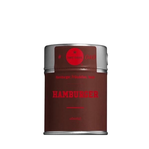 Hamburger - Gewürzzubereitung - Für Hamburger, Frikadellen und Hack - 60g Streuer