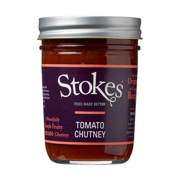 STOKES Tomato Chutney 250gl - Fruchtig-frisches Chutney