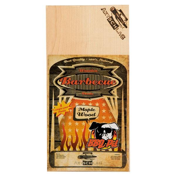 Axtschlag Wood Planks Ahorn   300x150x2 - Einmalplanken