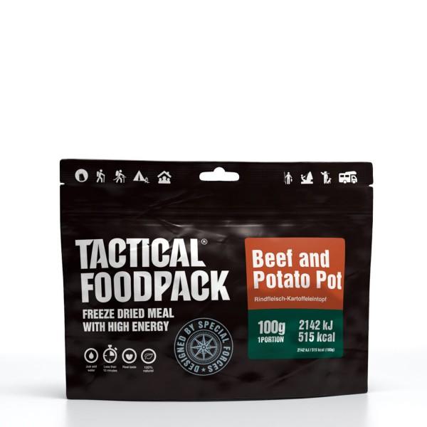 Tactical Foodpack - Rindfleisch-Kartoffeltopf - 100g