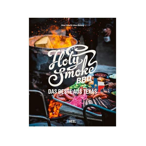 Holy Smoke BBQ - Johan Fritzell & Johan Akerberg - Heel Verlag