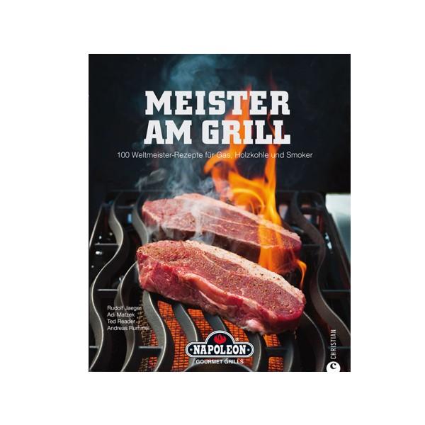 Meister am Grill - Rummel, Jaeger, Matzek, Reader - Christian Verlag