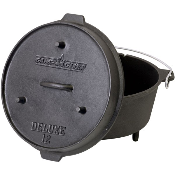 "Camp Chef 12"" DELUXE Dutch Oven"