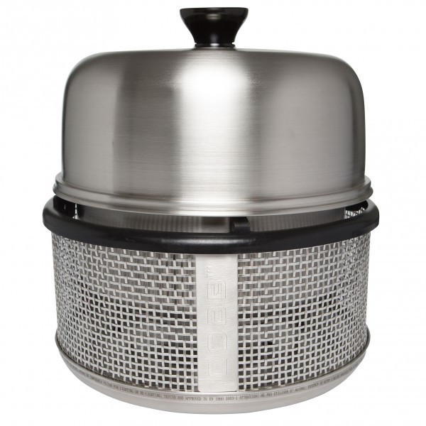 "COBB ""PREMIER AIR SET"" CO-300-AIR Edelstahl Holzkohlegrill"