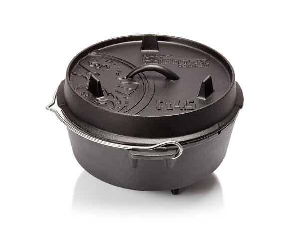 Petromax Feuertopf Dutch Oven ft4.5 mit Füßen - 3,5 L -2-5 Personen