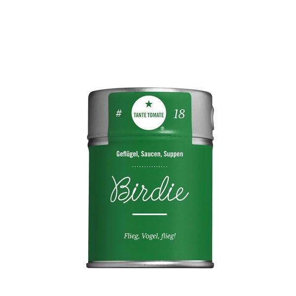 Birdie - Gewürzzubereitung - Für Geflügel, Saucen und Suppen - 45g Streuer