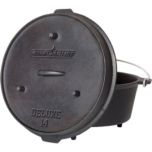"Camp Chef 14"" DELUXE Dutch Oven"