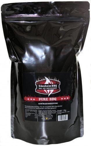 Pure BBQ, Udenheim, XXL 1Kg Beutel