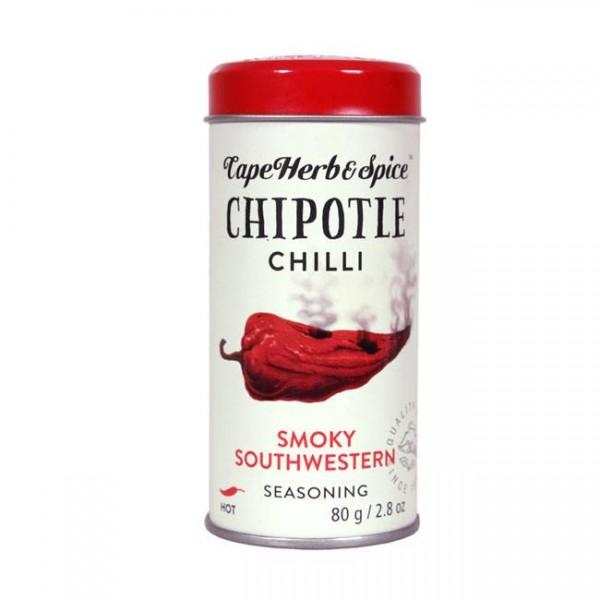 Cape Herb & Spice Rub Chipotle Chilli 80g scharf mit geräucherten Chipotle Chilis