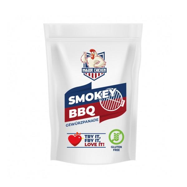 """Major-Chicken """"SMOKEY BBQ"""" - Gewürzpanade - 220g Beutel"""