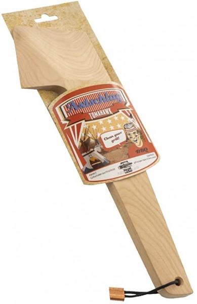 Axtschlag Tomahawk Grillschaber aus Kirschholz