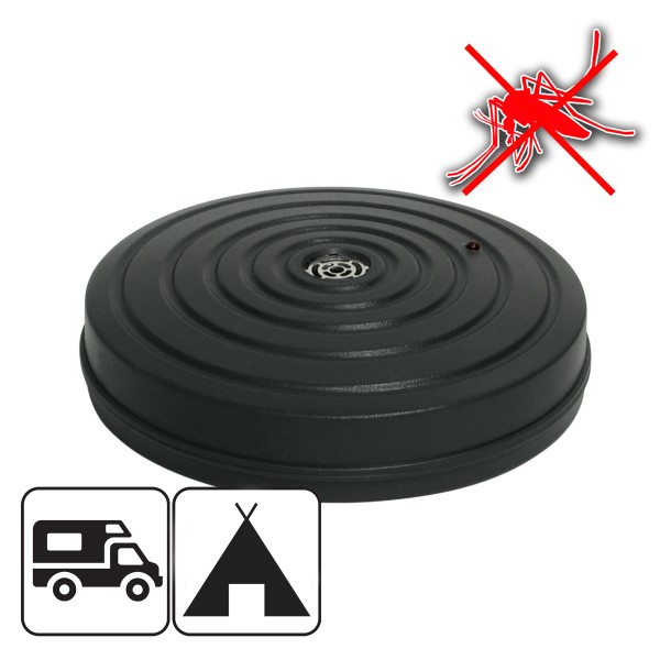 Ungeziefervertreiber Ultraschall - Stechmücken, Käfer, Wühltiere, Nagetiere, Schaben - COMPACT-PC