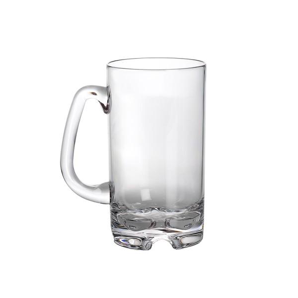 Bierkrug aus bruchfestem Polycarbonat - 500ml