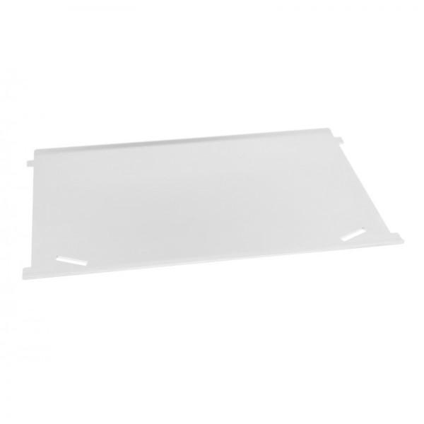 FENNEK - Plancha Platte für FENNEK Grill 2.0 - 37,6 x 24,1cm - 3mm starkes Edelstahl