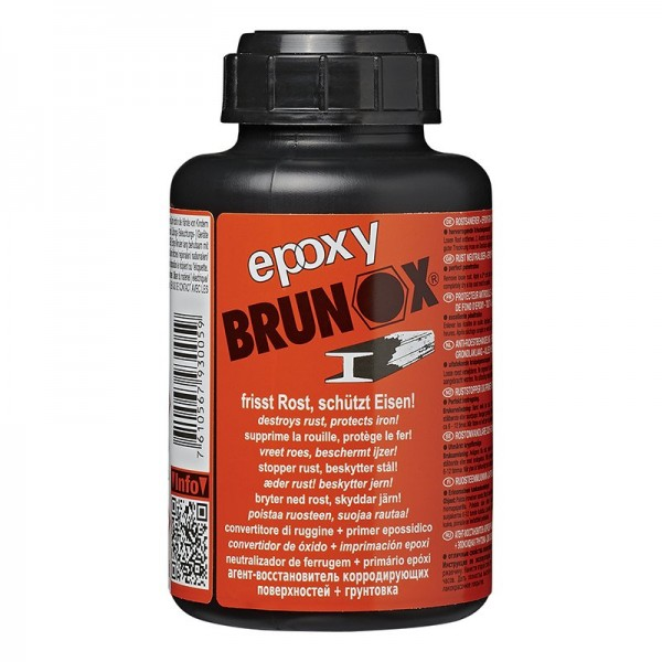 BRUNOX® Epoxy 250ml Roststopp - Rostsanierungs-System und Grundierung