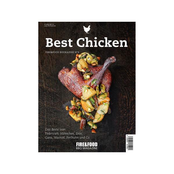 Best Chicken - Fire&Food Bookazine - Grillen auf der Plancha - 120 Seiten