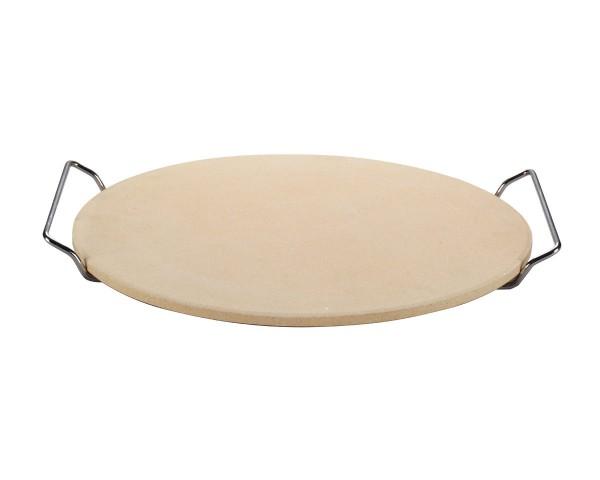 CADAC Pizzastein 42cm - u.a. für CARRI CHEF 2, CITI CHEF 50 - inkl. Halter