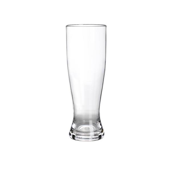 Weizenbierglas aus bruchfestem Polycarbonat - 500ml