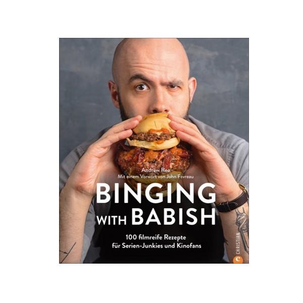 Binging with Babish -  100 filmreife Rezepte für Serien- und Kinofans - Rea - Christian Verlag