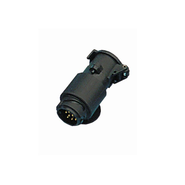 Anhänger Adapter 13-polig auf 7-polig - Kurzadapter SD13 > S7