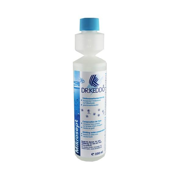 Dr.KEDDO - Mikrosept SV Trinkwasserkonservierung- 250ml - Dosierflasche - 10ml/100 Liter