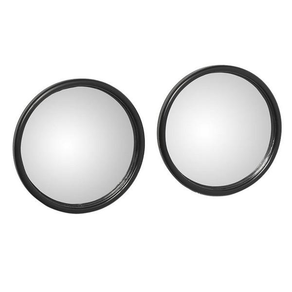 Toter Winkel Spiegel rund - D: 52mm - 2er Set - selbstklebend