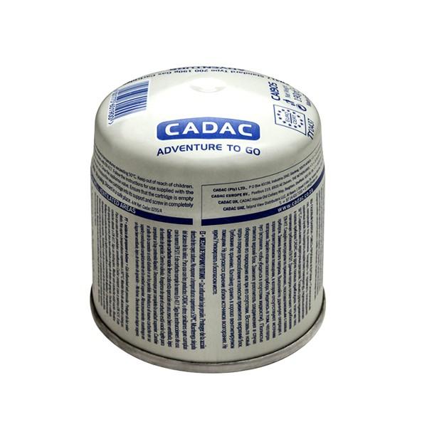 CADAC 190g Stech Gas-Kartusche  (190g Butan-Propan-Gemisch) - Stechkartusche