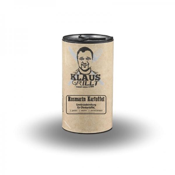 Klaus Grillt Rosmarin Kartoffel  Würzer 100 g Streuer