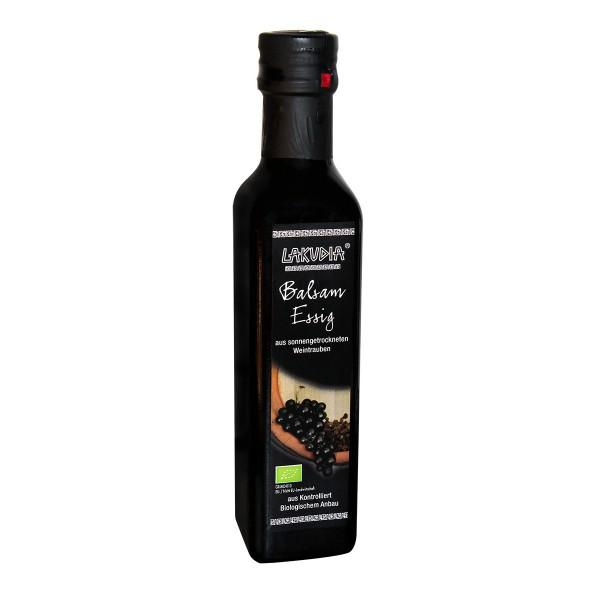 Lakudia BIO Balsam Essig - aus sonnengetrockneten Weintrauben - 250ml