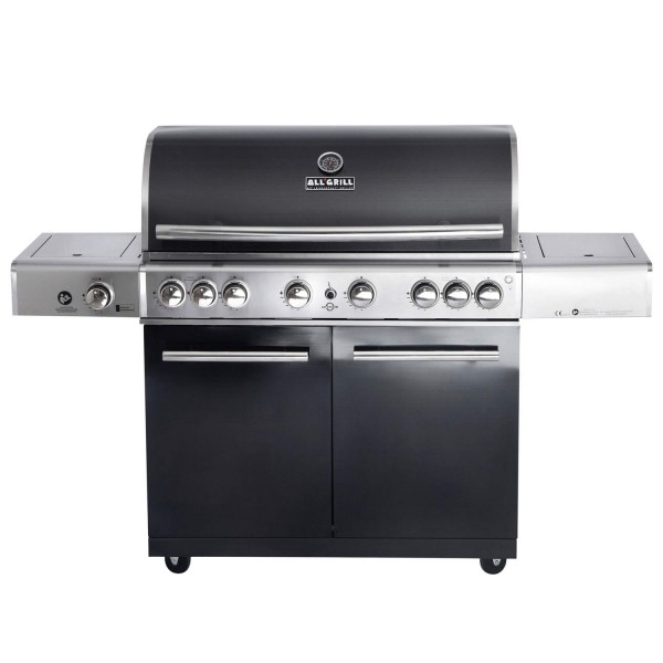 """ALL'GRILL TOP-LINE - CHEF XL""""  mit Air System"""" - Black Edition"""