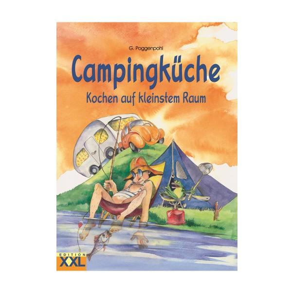 Campingküche - Kochen auf kleinstem Raum - G-Poggenpohl - 84 Seiten Camping Kochbuch
