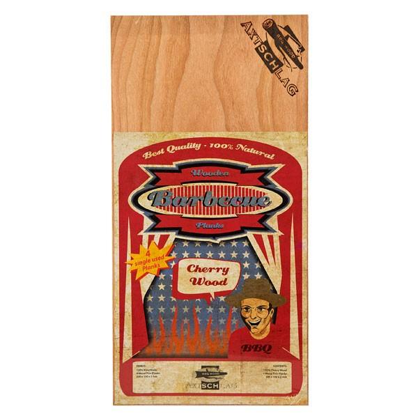 Axtschlag Wood Planks Cherry - Kirsche 300x150x2 - Einmalplanken