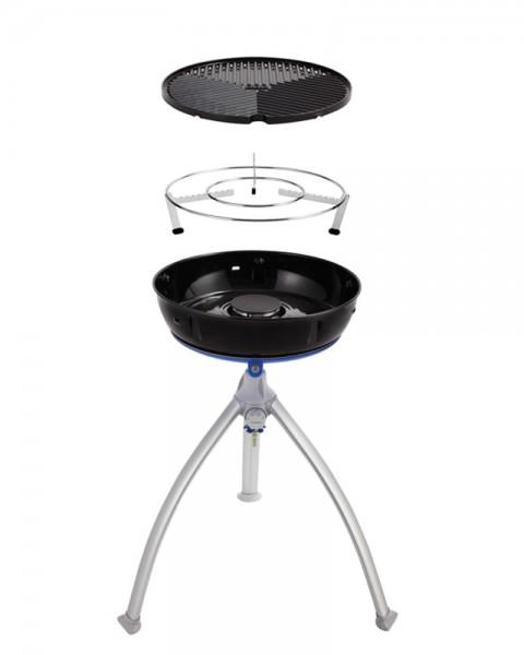CADAC GRILLO CHEF 2 BBQ - 30mbar - inkl. Grillrost und Topfständer