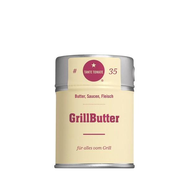 Grillbutter - Gewürzzubereitung - Für Butter, Saucen und Fleisch - 60g Streuer
