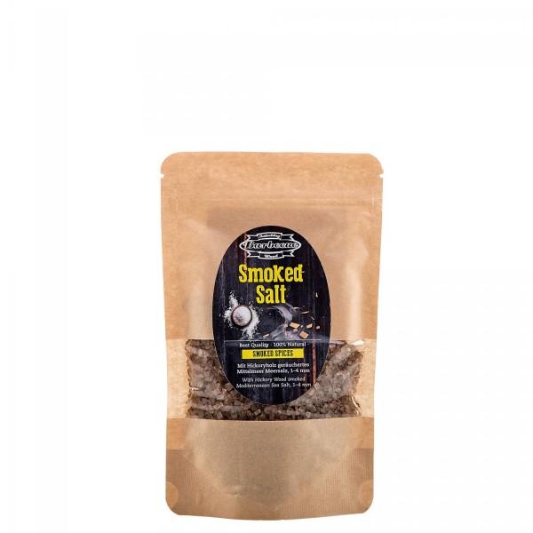 Axtschlag Smoked Salt - geräuchertes Meersalz 150 g